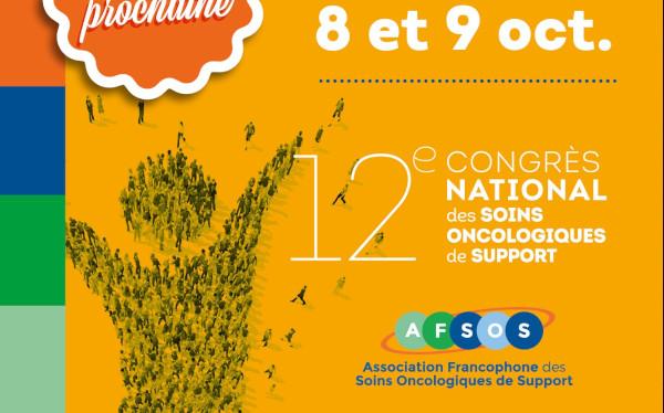 11e congrès de l'Association Francophone des Soins Oncologiques de Support