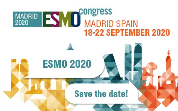 Congreso Europeo de Oncología ESMO 2020